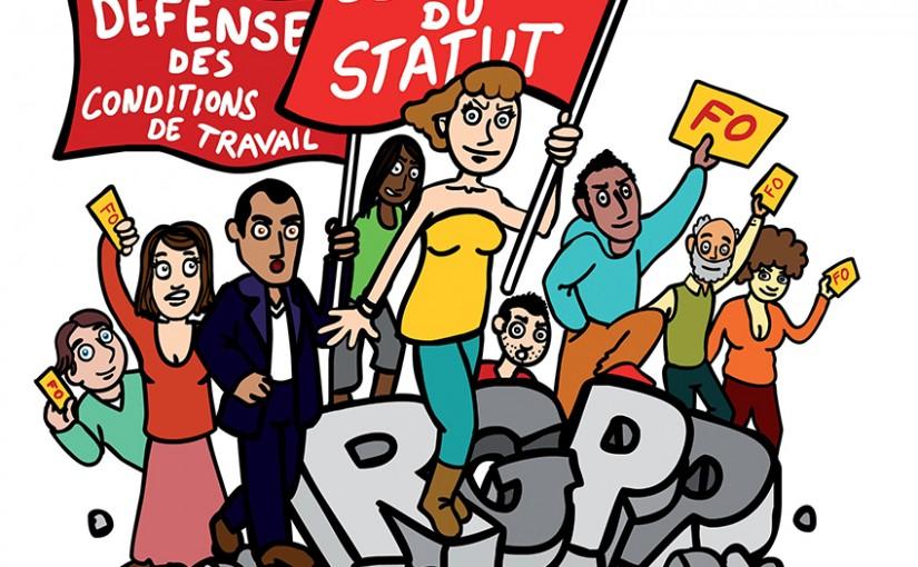 Tous mobilisés ! Tous en grève !