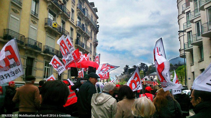 Mobilisation du 9 avril