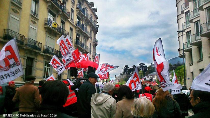 Mobilisation 9avril